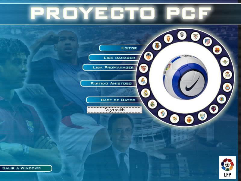Proyecto PCF fue el primer nombre de UNIFUTBOL®
